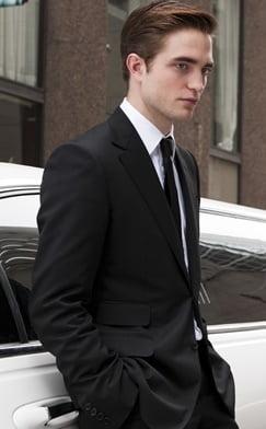 할리우드 배우 로버트 패틴슨