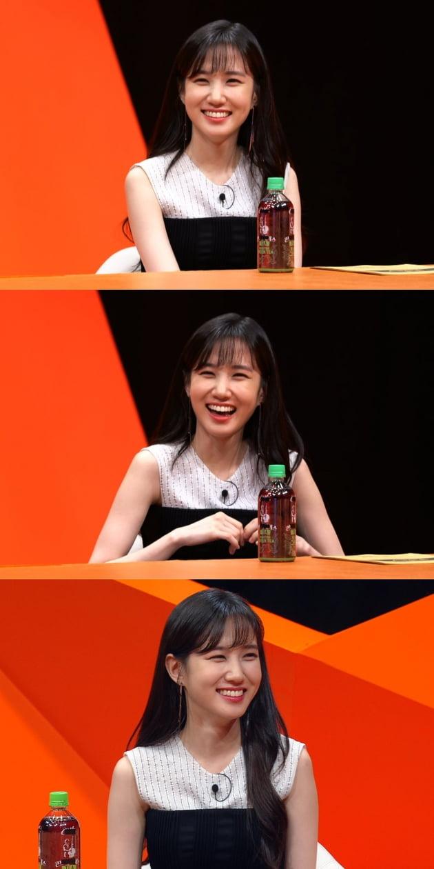 '미우새'에 출연한 배우 박은빈/ 사진=SBS 제공