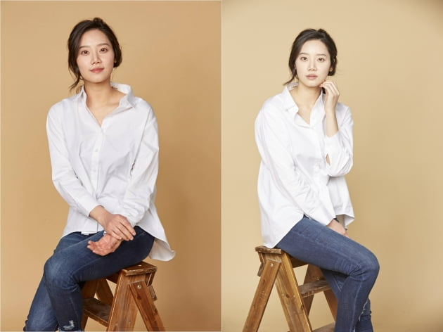 배우 김미수/ 사진= 풍경엔터테인먼트 제공