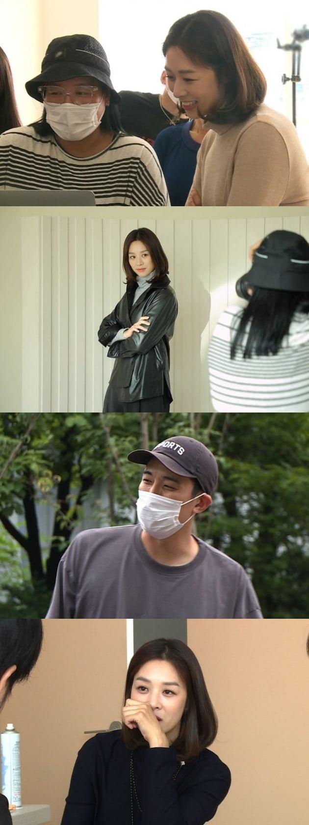 """'동상이몽2' 장신영, """"복귀 못 할 수 있겠다고 생각"""" 심경 고백"""