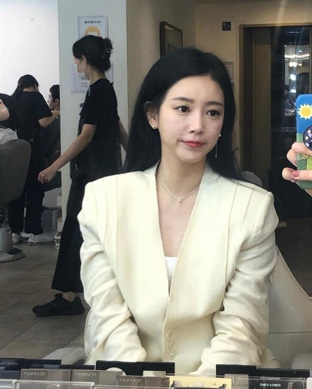 그룹 티아라 출신 소연 / 사진=소연 공식 SNS