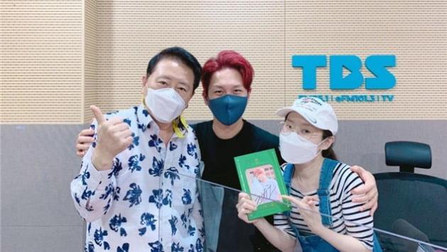 김수찬이 '허리케인 라디오' 고정 게스트에 발탁됐다. / 사진제공=TBS
