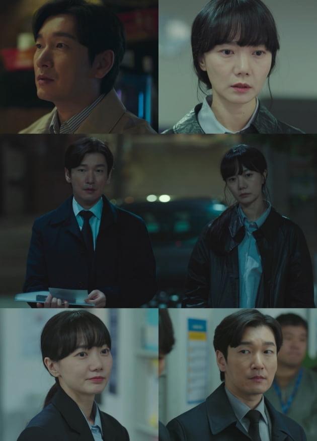 '비밀의 숲2' 스틸컷/ 사진=tvN 제공