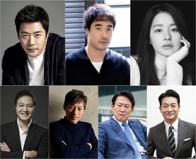 '날아라 개천용' 라인업/ 사진=SBS 제공