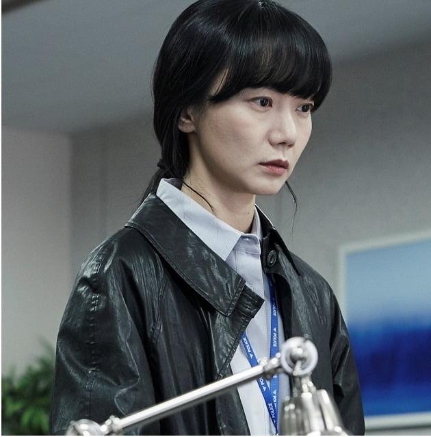 '비밀의 숲2' 배두나./사진제공=tvN