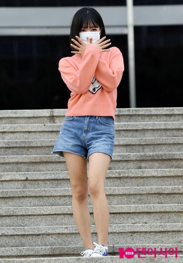 [TEN 포토] 에이핑크 김남주 '싱글앨범 버드~'