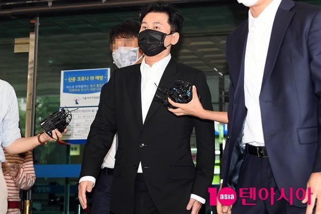 [TEN 포토] 양현석 '또다시 묵묵부답'