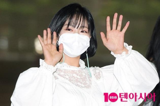 [TEN 포토] 에이프릴 채원 '순백의 요정'