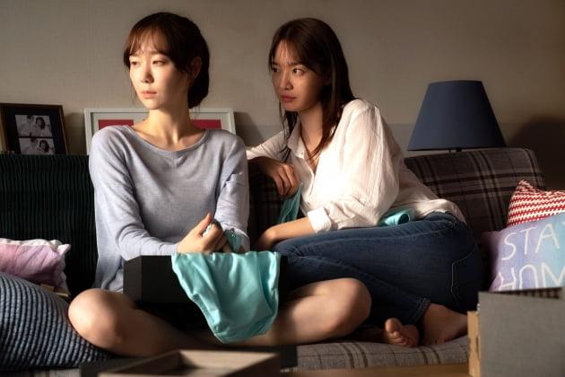 영화 '디바' 신민아-이유영./ 사진제공=메가박스중앙㈜플러스엠
