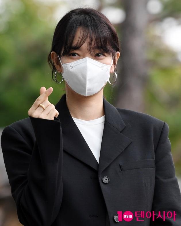 [TEN 포토] 신민아 '김우빈도 반한 청순美'