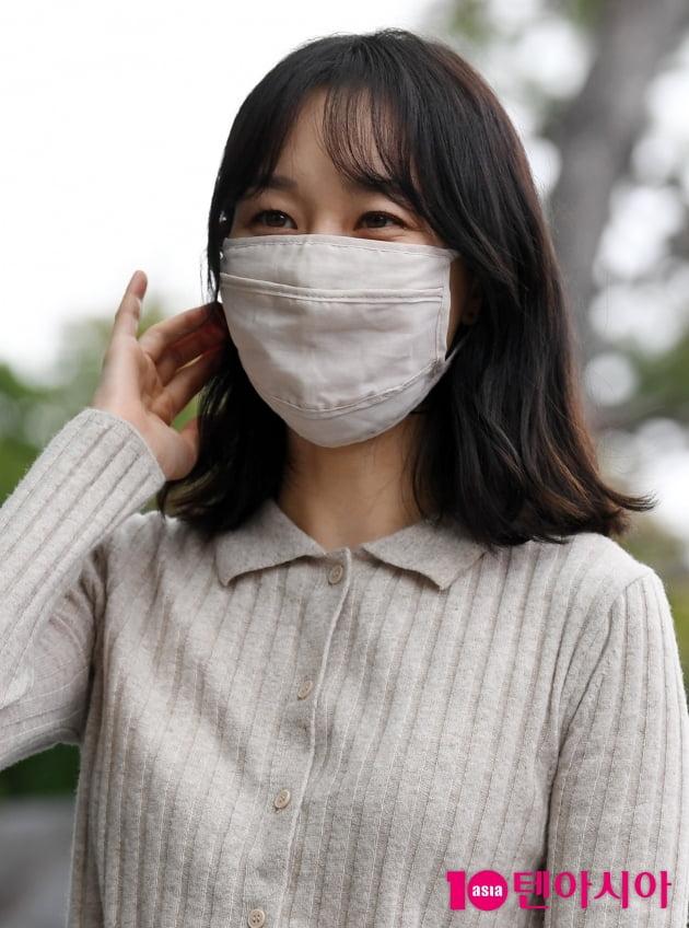 [TEN 포토] 이유영 '수줍은 미소'