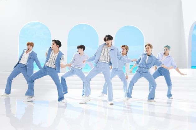 그룹 방탄소년단 미국 NBC '투데이 쇼(TODAY Show)'의 서머 콘서트 시리즈 '2020 시티 뮤직 시리즈