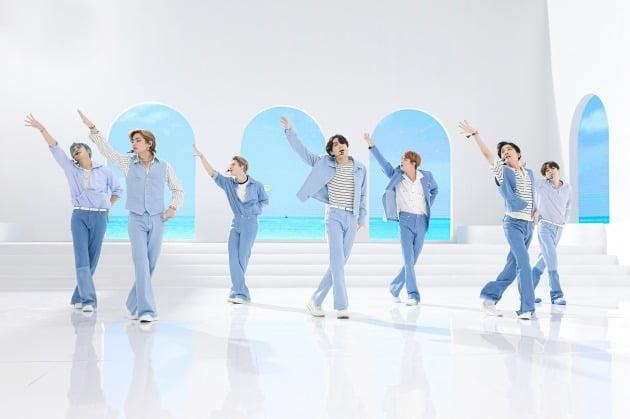 그룹 방탄소년단 미국 NBC '투데이 쇼(TODAY Show)'의 서머 콘서트 시리즈 '2020 시티 뮤직 시리즈/