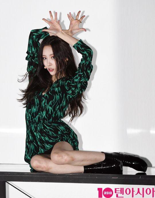 [스타탐구생활] '맛남의 광장' 선미, '콩나물 완판녀·백종원 찐팬' 등극 (TEN컷)