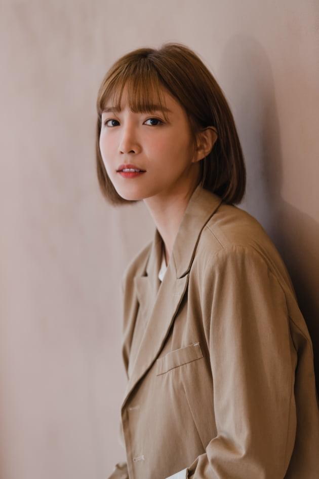 '한 번 다녀왔습니다'에서 송가네 막내딸 송다희로 분한 배우 이초희/ 사진=굳피플 제공