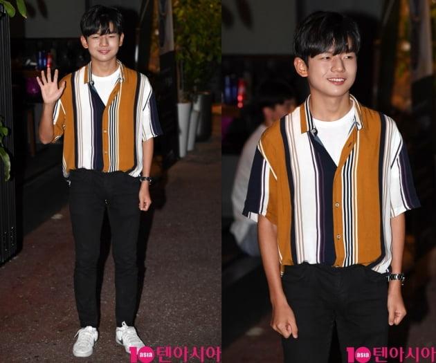 [타임머신] '과속스캔들' 왕석현 '18살 폭풍성장 소년美 뿜뿜'