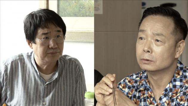 개그맨 최양락(왼쪽)과 김학래/ 사진=JTBC 제공