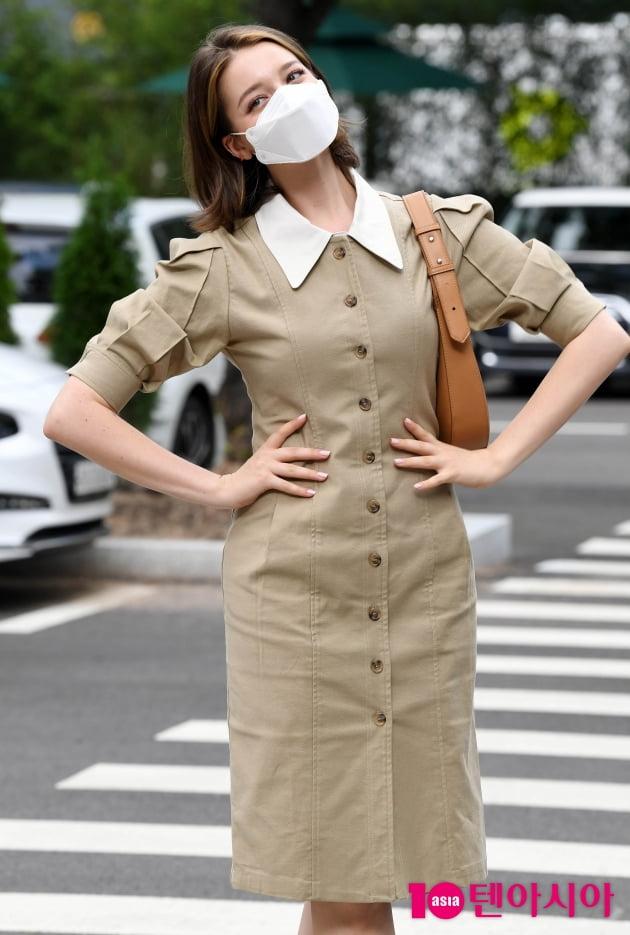 [TEN 포토] 안젤리나 다닐로바 '청아한 매력'