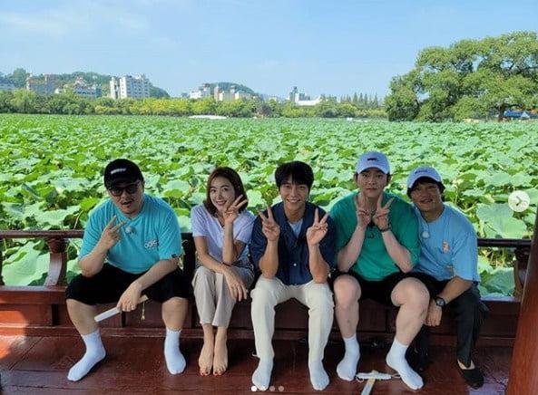 데프콘 소이현 이승기 윤균상 차태현 / 사진 = 윤균상 인스타그램