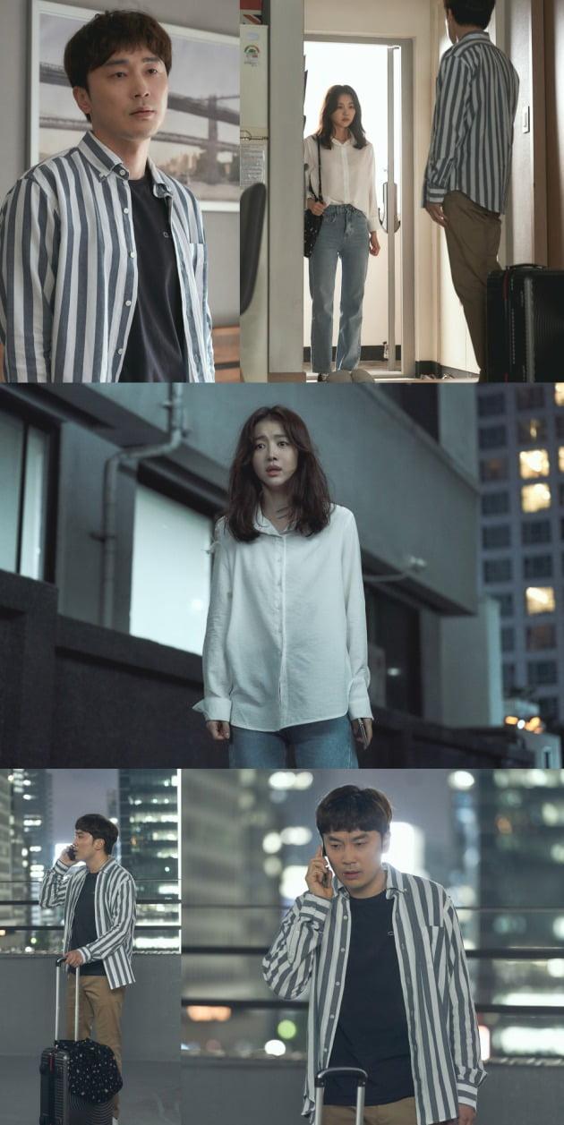 '악의 꽃' 스틸컷./사진제공=tvN