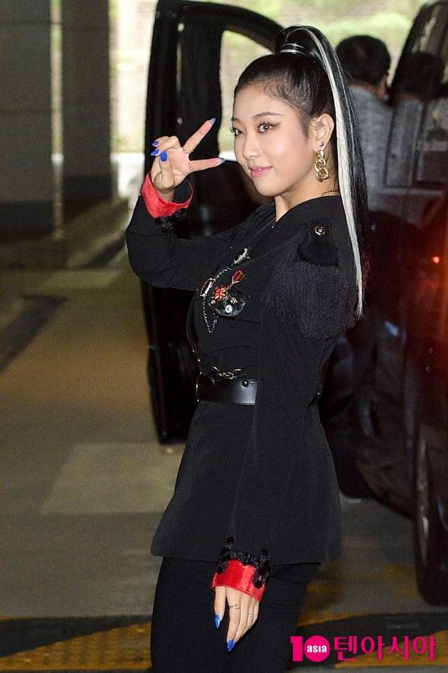 [TEN 포토] CLC 장승연 '섹시한 매력'