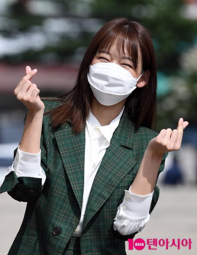 [TEN 포토] 진기주 '러블리 미소'(오 삼광빌라)