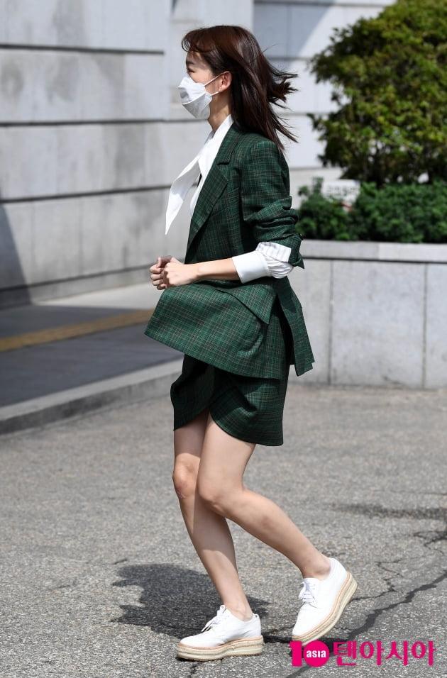 [TEN 포토] 진기주 '찰랑거리는 머리결'(오 삼광빌라)