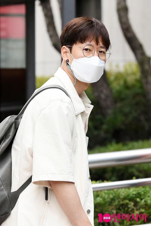 [TEN 포토] 조우종 '강렬한 눈빛'