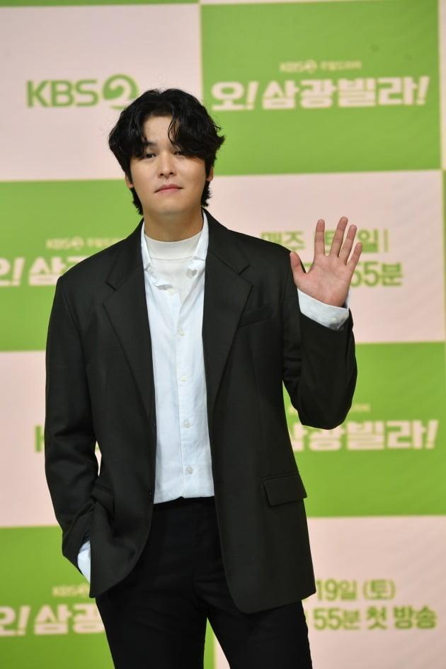 '오! 삼광빌라!' 배우 이장우/ 사진=KBS2 제공