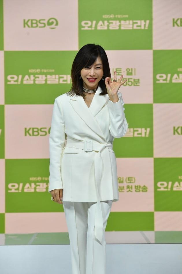'오! 삼광빌라!' 배우 황신혜/ 사진=KBS2 제공