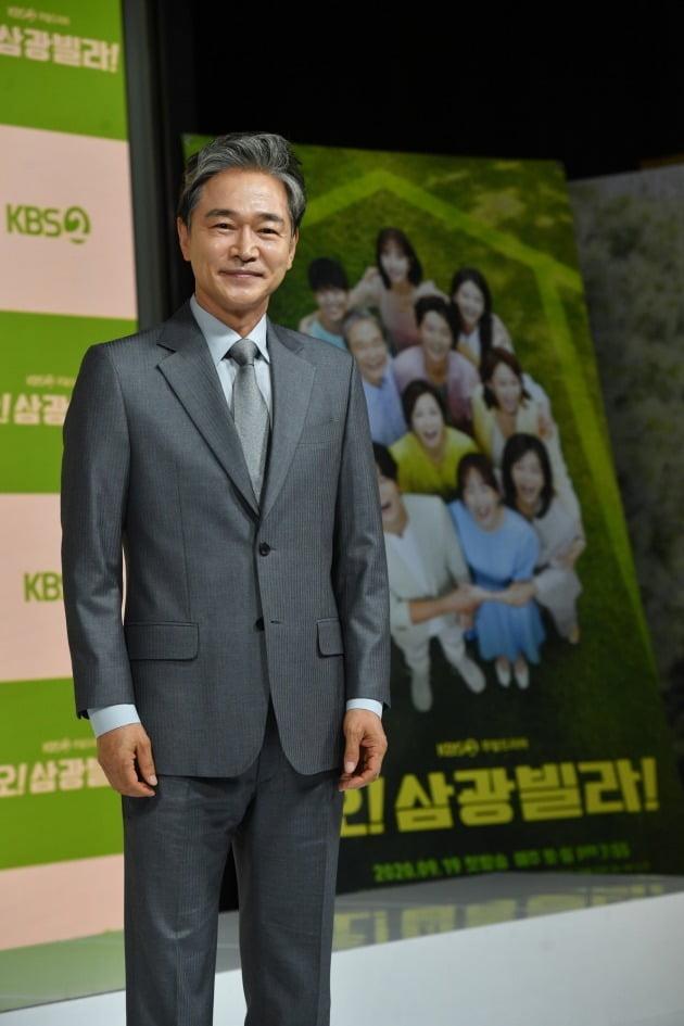 '오! 삼광빌라!' 배우 정보석/ 사진=KBS2 제공
