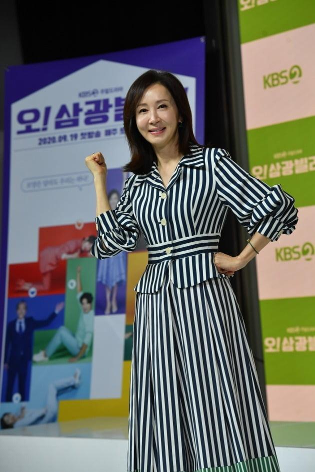 '오! 삼광빌라!' 배우 전인화/ 사진=KBS2 제공