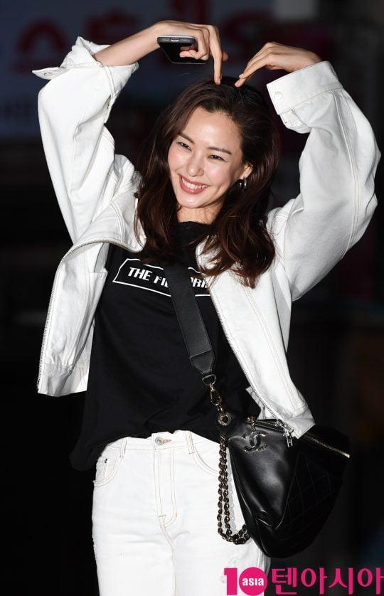 [스타탐구생활] '살이 쏙' 이하늬, '어딘가 달라진 분위기' (TEN컷)
