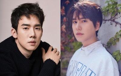 '감성 장인' 규현 컴백…유연석 지원 사격