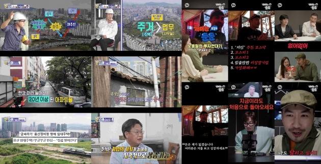 '돈벌래'(왼쪽)와 '개미는 오늘도 뚠뚠'/ 사진=MBC, 카카오TV 제공