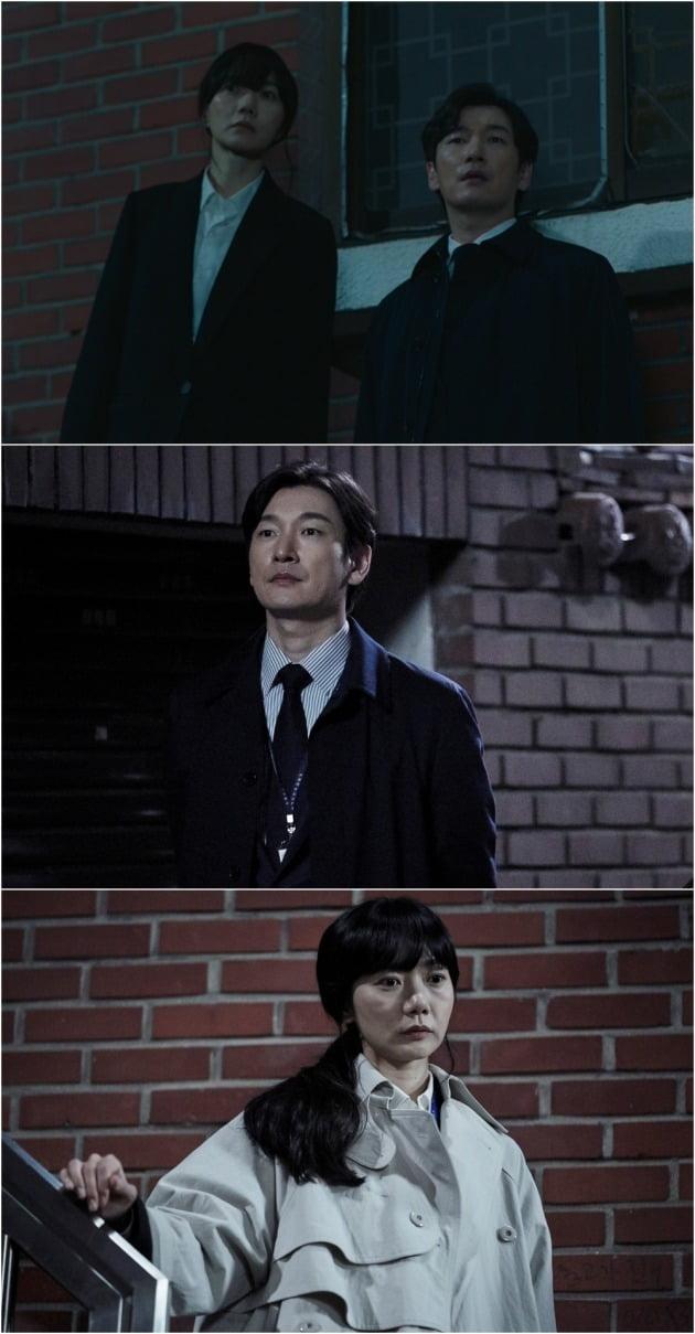 '비밀의 숲2' 스틸컷./사진제공=tvN