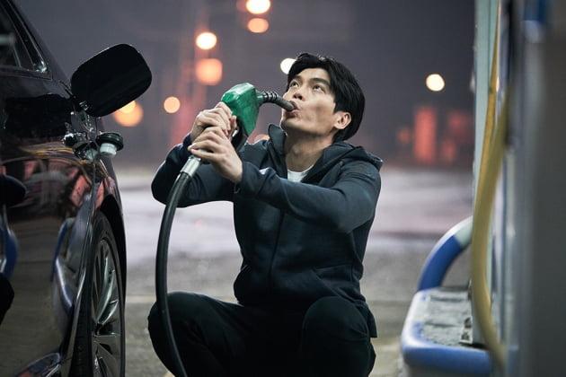 영화 '죽지않는 인간들의 밤' 김성오./ 사진제공=TCO㈜더콘텐츠온