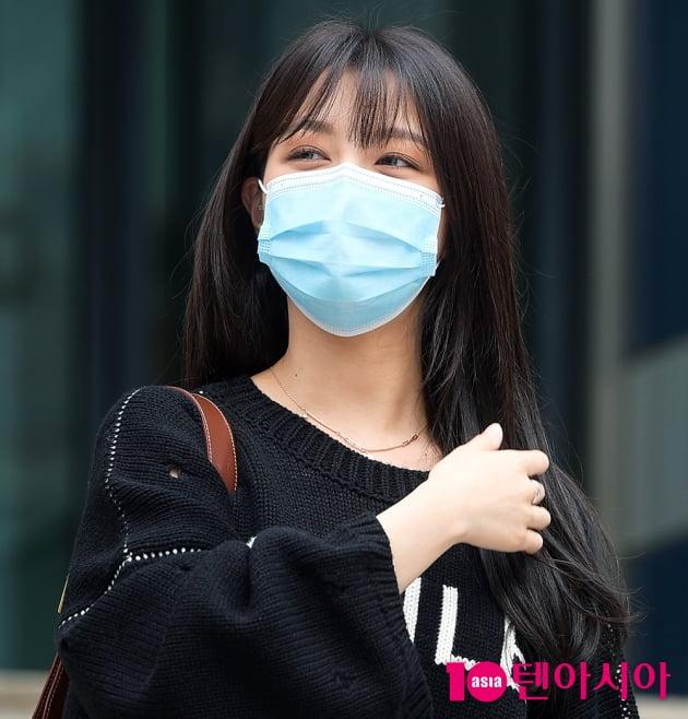 [TEN 포토] CLC 오승희 '눈만 봐도 예뻐'