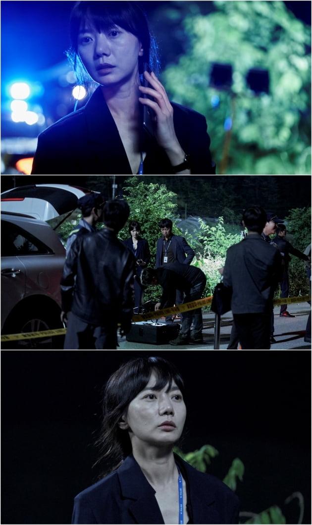 '비밀의 숲2' 배두나 /사진=tvN