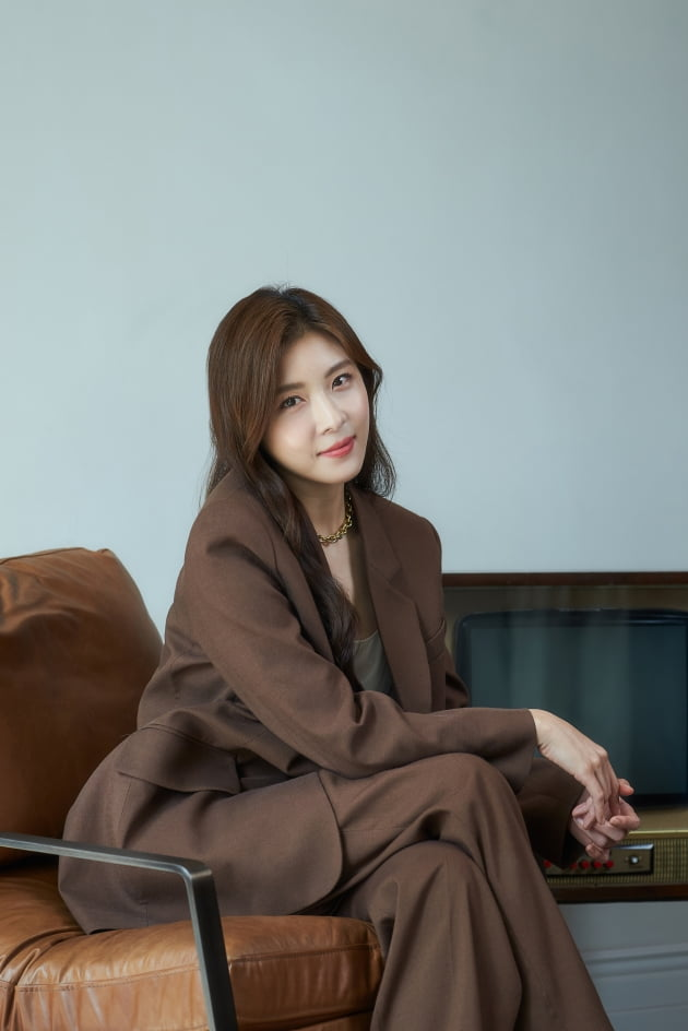 배우 하지원 / 사진제공=CJ엔터테인먼트