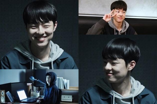 '비밀의 숲2' 김동휘./사진제공=에이스팩토리