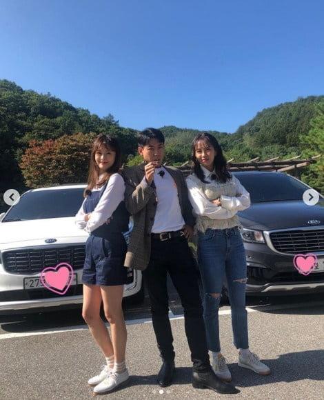 전소민 양세찬 송지효 / 사진 = 전소민 인스타그램