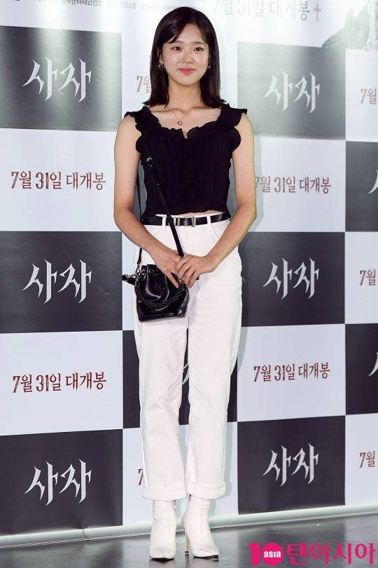 [타임머신] 김시은, 매력적인 '샛별'의 등장 (TEN 컷)