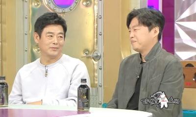 """성동일 """"김희원 좋아했다"""" 깜짝 고백"""
