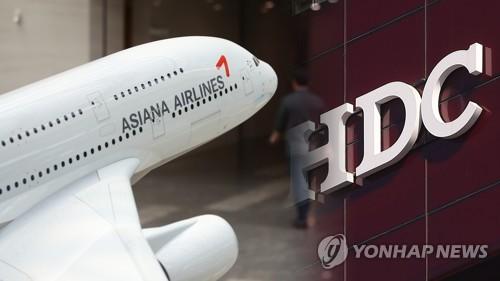 정부, 산업경쟁력 장관회의…아시아나항공 매각무산 논의