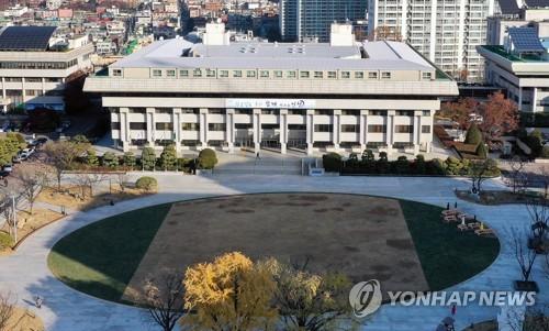 인천시, 청사 확보 위해 시청 앞 건물 일부 매입…반발 여론도(종합)