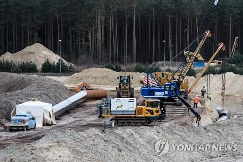 나발니 사건, 독·러 가스관 사업으로 '불똥'…중단요구 목소리