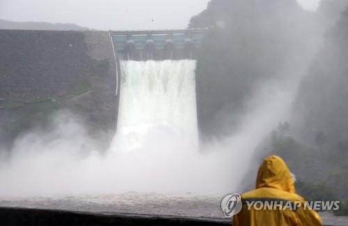 소양강댐 수문 4일 오전 9시 개방…태풍 대비 홍수조절