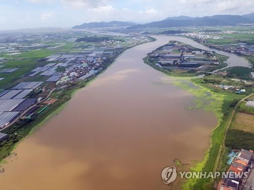 용담·합천·군남댐 홍수경보시스템, 폭우 속 '먹통'