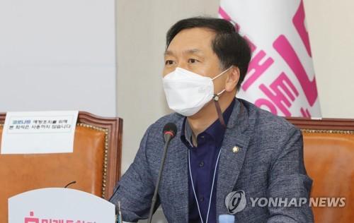 """김기현 """"울산 남구을 내년 정부 예산안에 3천억 반영"""""""